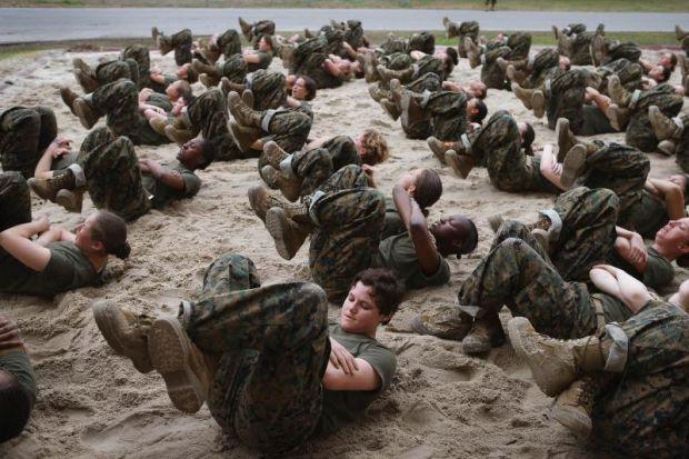 Amerika Cadang Rekrut Kaki Ganja Dan Obesiti Dalam Tentera,ok?