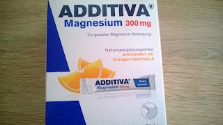 Magnesium in Portiionbeuteln