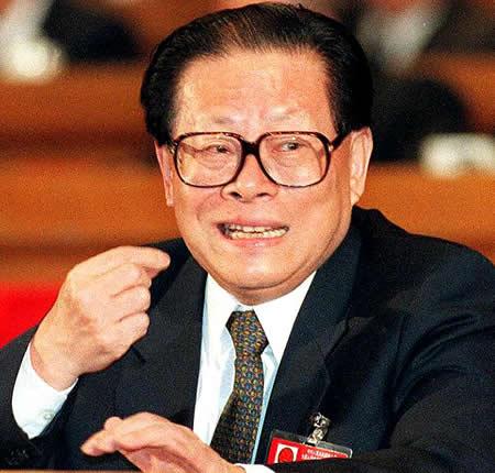 Jiang Zemin (Chiang Tse-min) - Chinese Leader