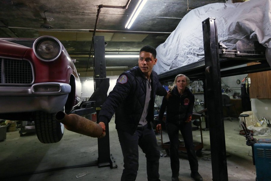 Chicago Fire - Season 3 Episode 11: Let Him Die