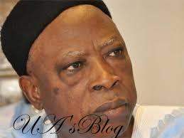 Senator Adamu breaks silence on his sack as Northern Senators' Chairman