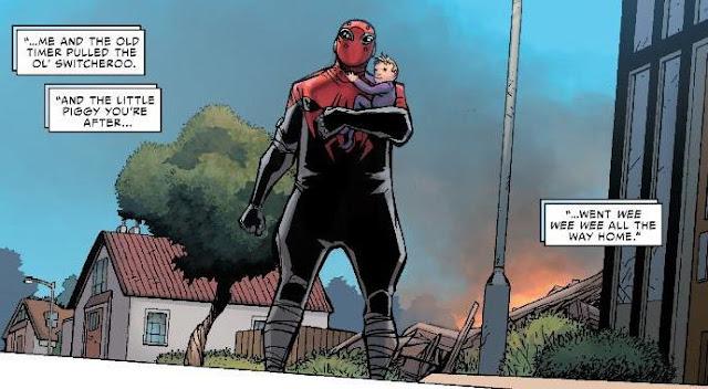 Spider-Ben (Uncle Ben)