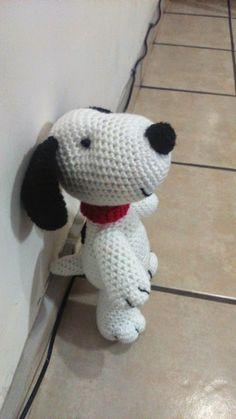 Häkelblog Täglich Neue Anleitungen Snoopy Häkelanleitung