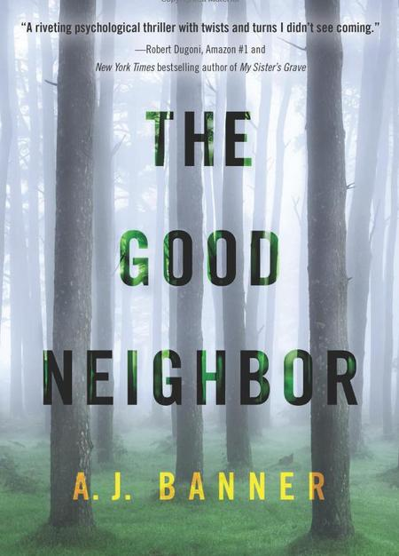 The Good Neighbor by A. J. Banner - book cover