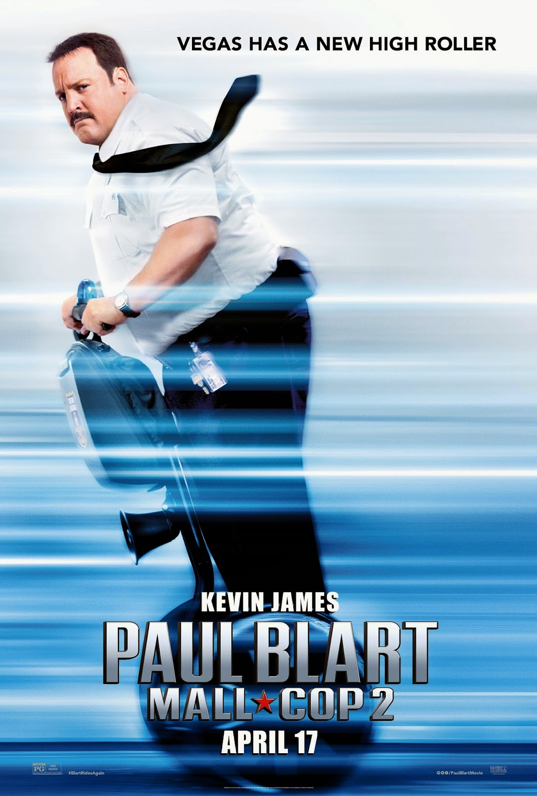 Paul Blart: Mall Cop 2 2015 - Full (HD)