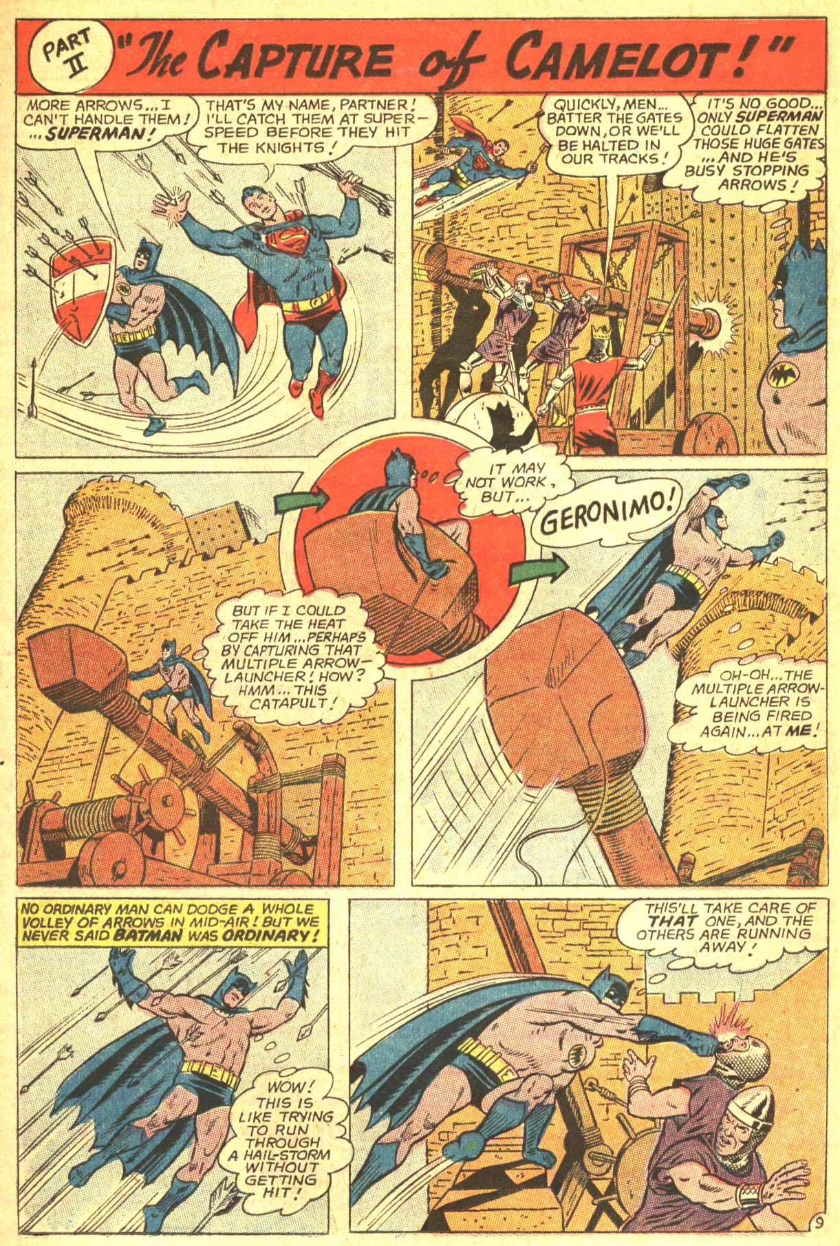 Read online World's Finest Comics comic -  Issue #162 - 15