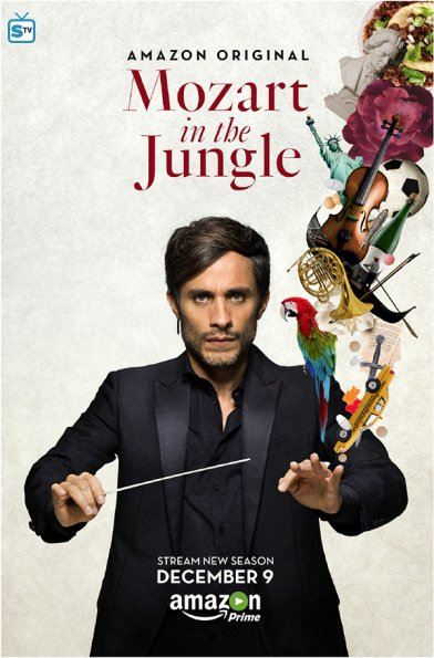 Assistir Série Mozart in the Jungle – Todas as Temporadas