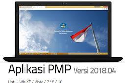 Download Installer Aplikasi Pemetaan PMP Versi 2018 Terbaru Dirilis