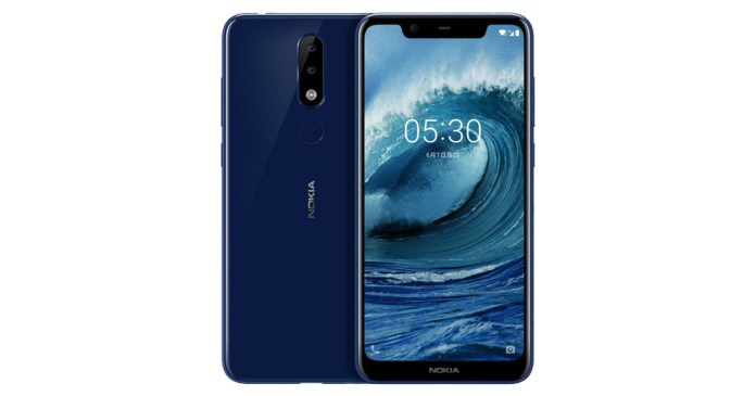 Nokia X5 features