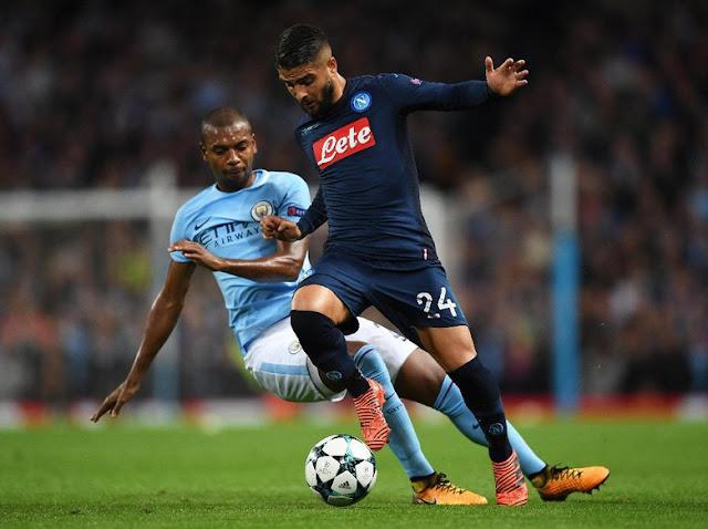 Jelang Liga Champions: City Ingin Pastikan Tiket 16 Besar di Markas Napoli