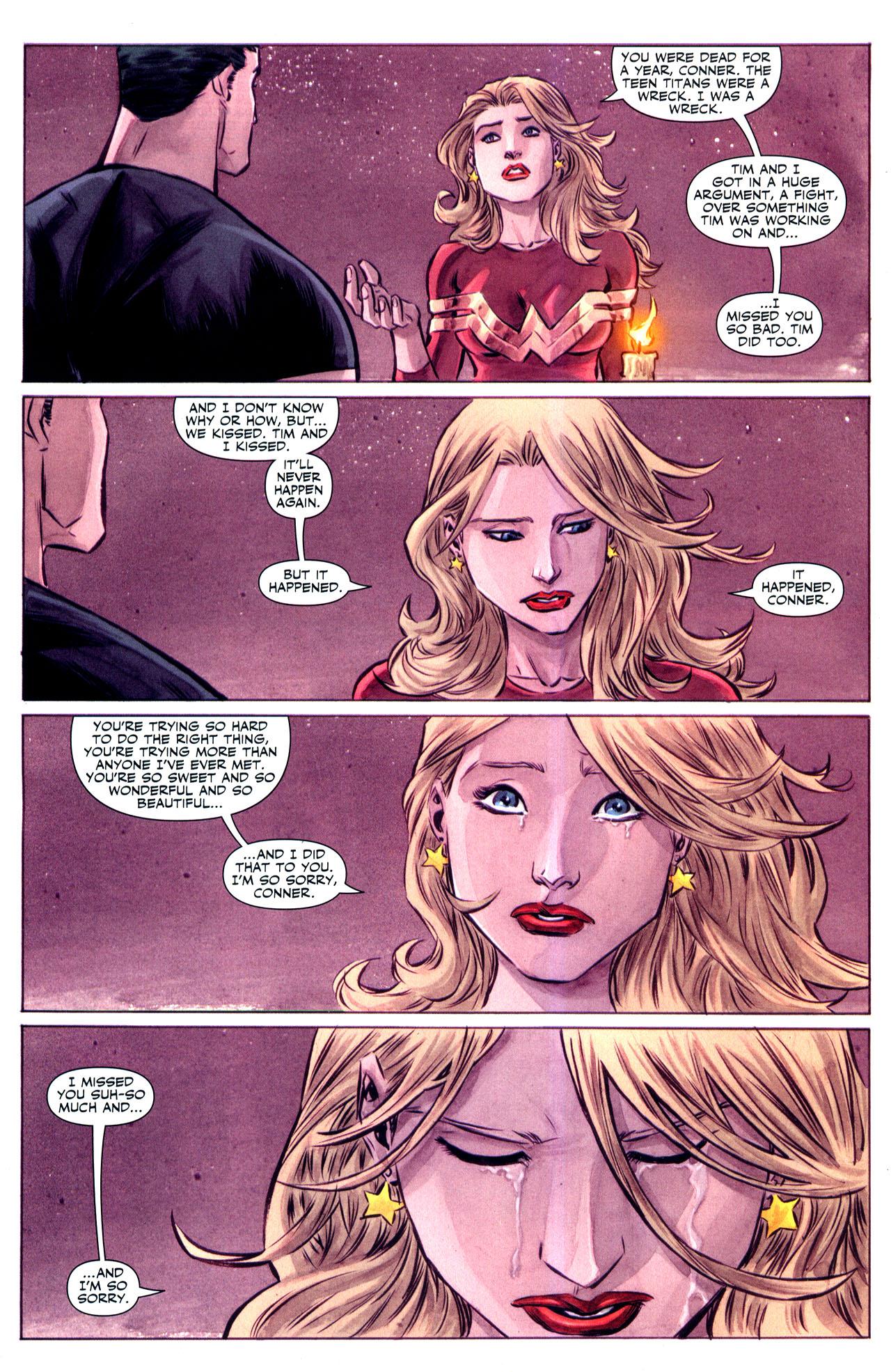 Read online Adventure Comics (2009) comic -  Issue #2 - 17