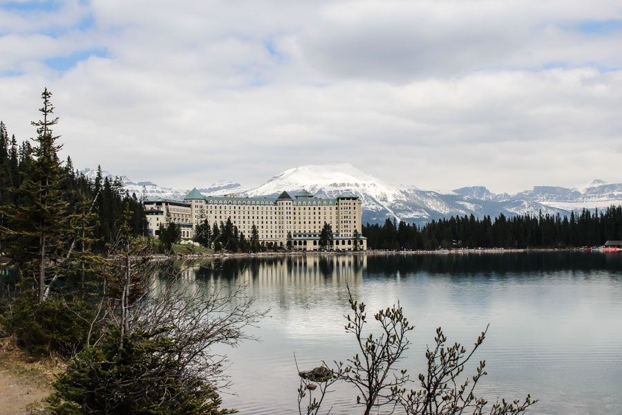 Fairmont Hotel, Lake Louise, Banff, Canada