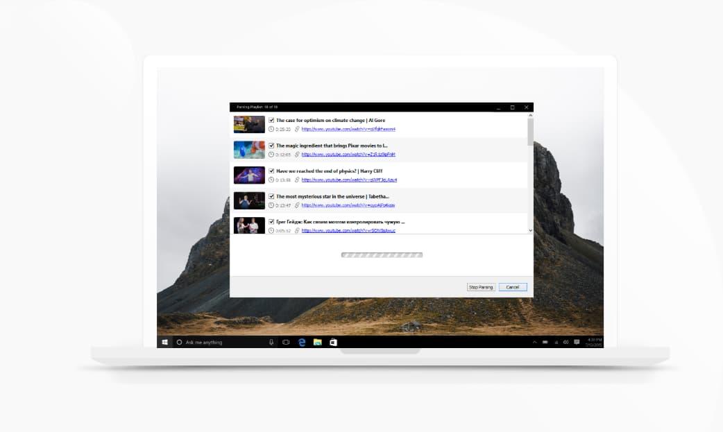 افضل 5 برامج تحميل الفيديوهات من الانترنت لويندوز و ماك