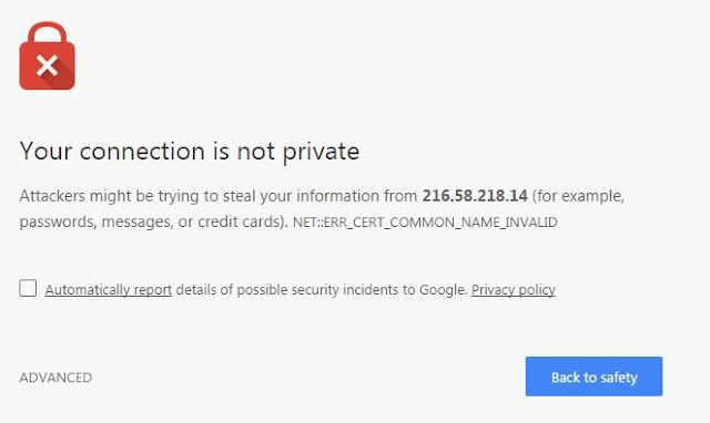 "If you are hitting something by IP and get a cert warning in Chrome, you can type ""badidea"" to bypass it quickly."