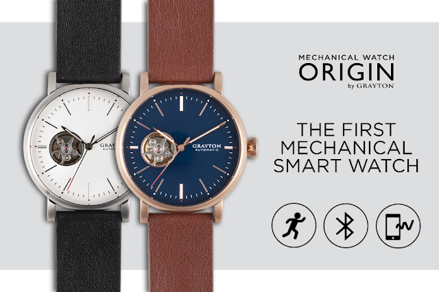 Mechanical Smart Watch