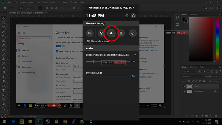 Cara Merekam Aplikasi Tanpa Aplikasi di Windows 10
