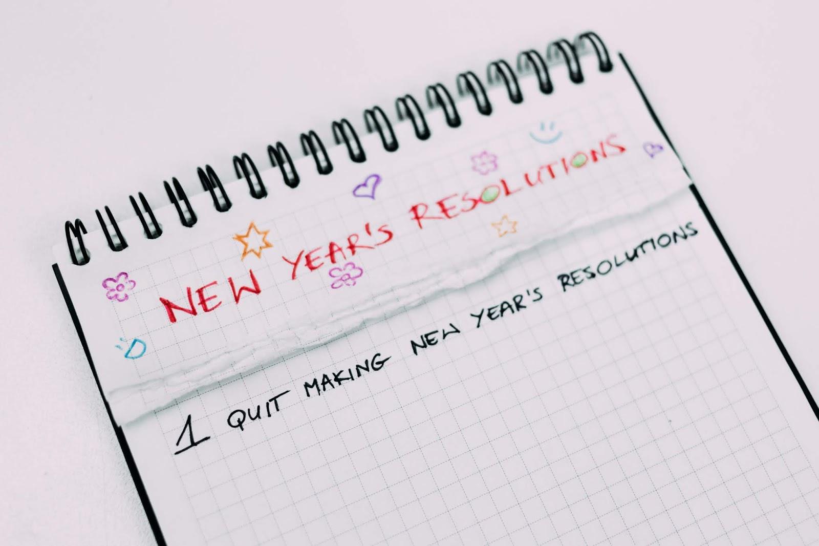 Tips Mudah Mewujudkan Resolusi Tahunan