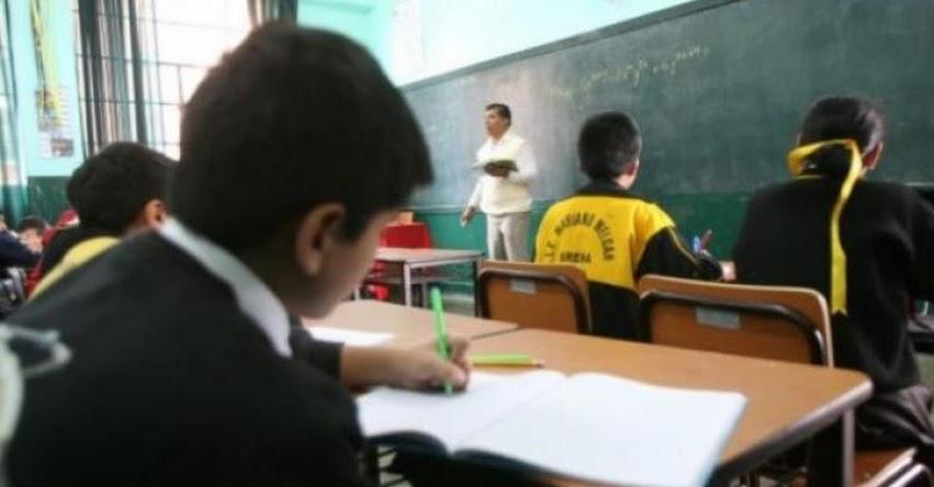 96% de estudiantes recibe clases con normalidad, informó el Ministerio de Educación