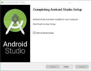 Cara Install Android Studio 9