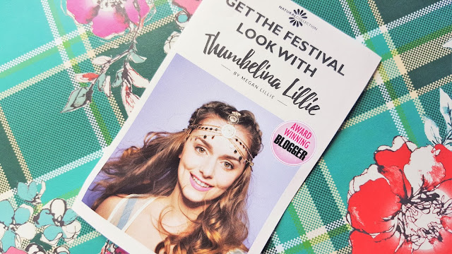 Get the Festival Look this Summer with Natural Collection & Thumbelina Lillie