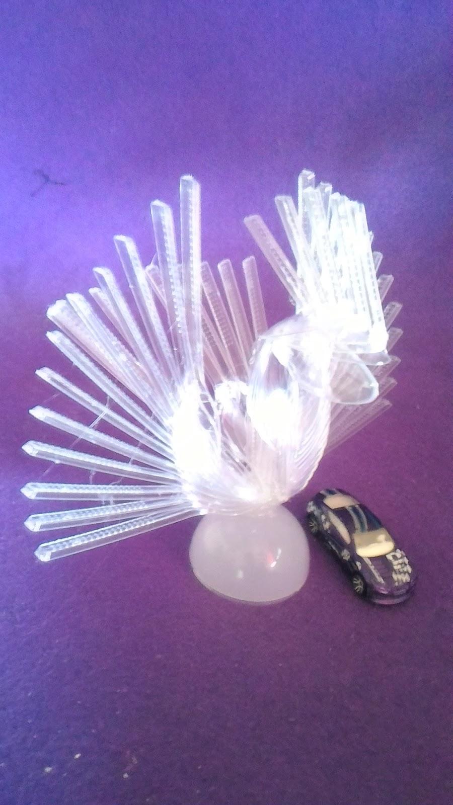 480 Koleksi Gambar Burung Merak Dari Sendok Plastik Terbaru