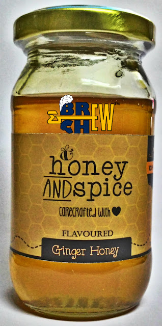 Honey And Spice Ginger Flavours