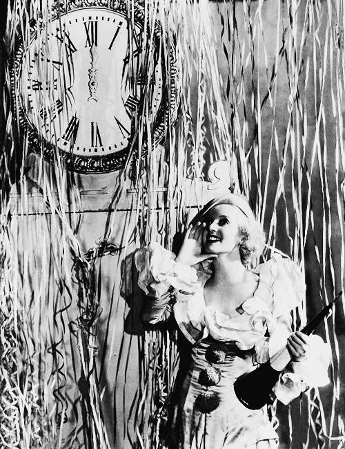 Bette Davis enlos años 30