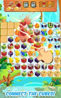 Juice Cubes Mod Apk v1.44.04 (Unlimited Gold) Free Download