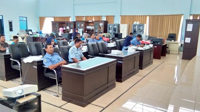 Pembinaan Rutin Bulan September 2018 Staff UPT P2SKP Bulu
