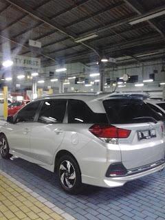 Mobil Honda NIK 2017 Sudah Bisa Di Pesan