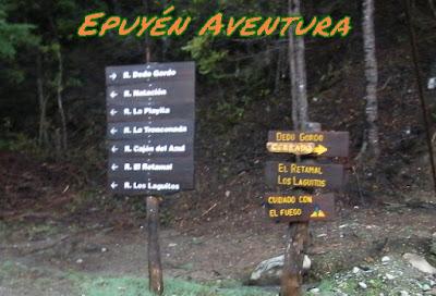 Refugios - Comarca Andina del Paralelo 42 - Bolsón - Epuyén Aventura Guia