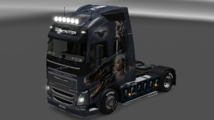 Game of Thrones Skin for Volvo 2012