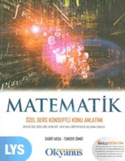yks matematik 2 kitap önerisi 1