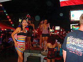 Lady Boy Dancing Patong