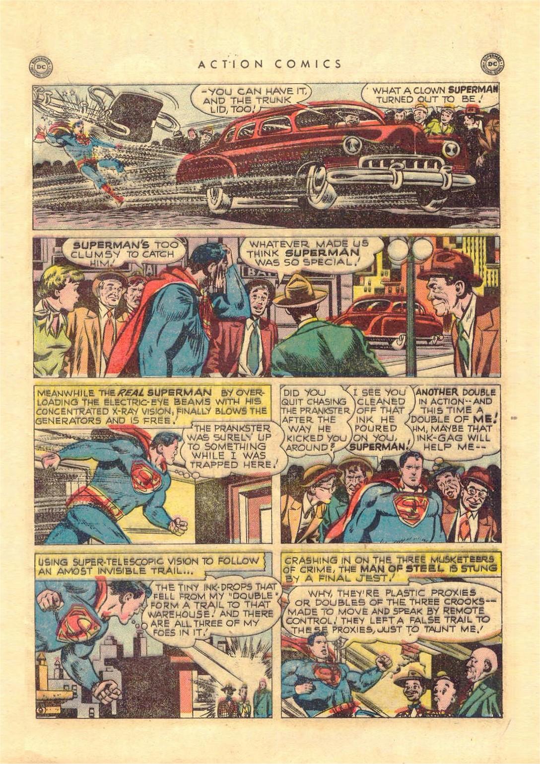 Action Comics (1938) 151 Page 9