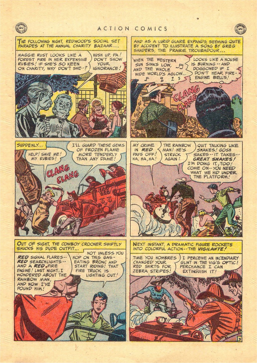 Read online Action Comics (1938) comic -  Issue #156 - 40