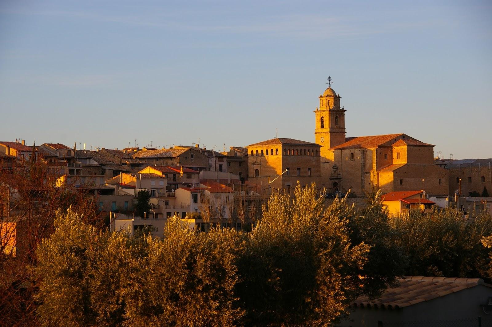 Hiszpania Katalonia Arnes