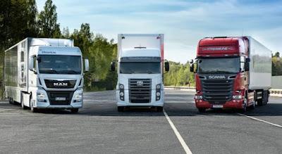 Designação Volkswagen Truck & Bus desaparece e dá lugar ao TRATON