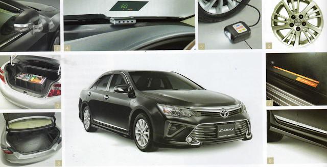 phu kien toyota camry 2015 - Đa dạng phụ kiện thời trang cho xe Toyota Camry 2015 - Muaxegiatot.vn