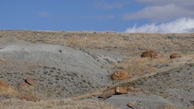 Alberta, natural area, Red Rock Coulee, park