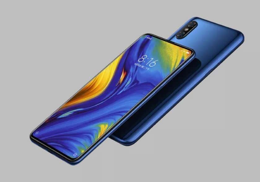 سعر هاتف Xiaomi Mi Mix 3 وموعد توفره