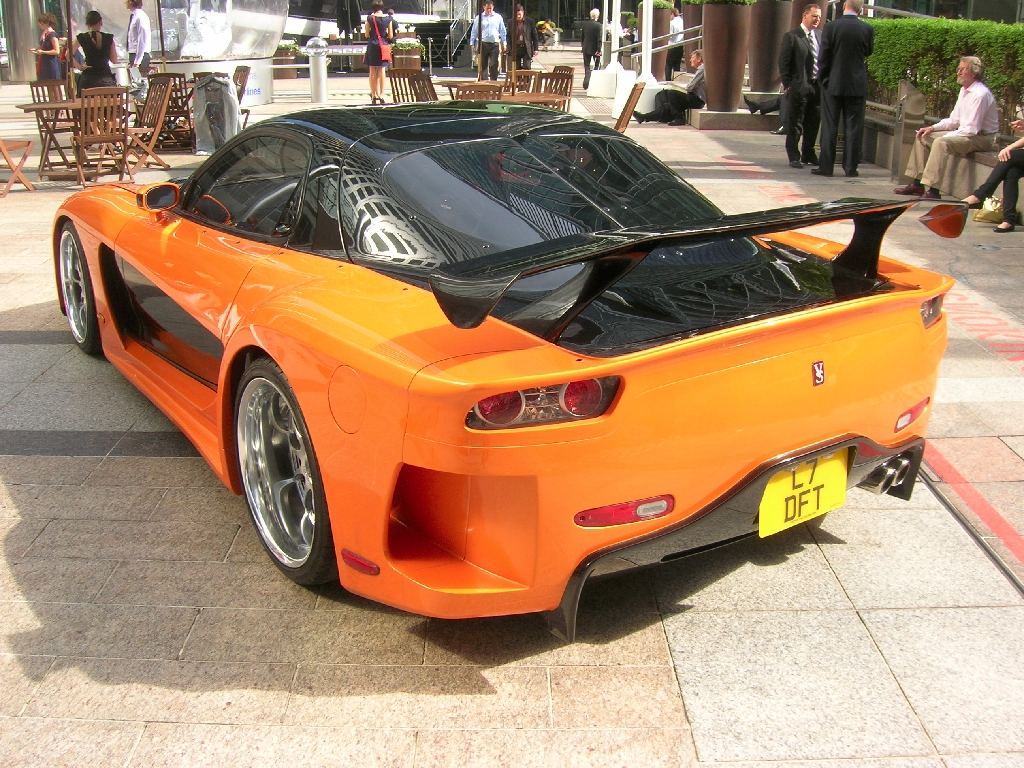 Jeffrey Lee's Car Design  Fast And Furious Tokyo Drift