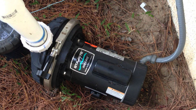 Something Very Basic About Troubleshooting Pool Pump