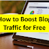 How to Boost Your Blog Traffic for Free