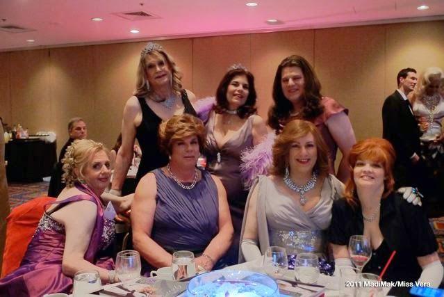 Internation Crossdressing Transgender Day Celebrations