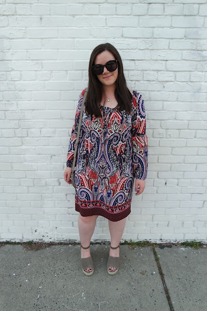 Sequins and Skulls: Old Dress, New Accessories