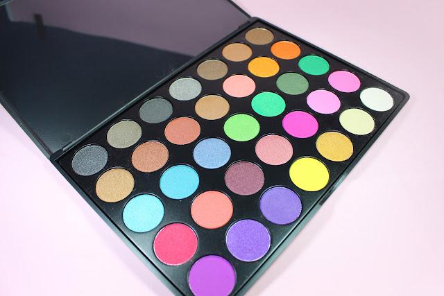 makeup tutorial palette blogger pictures resenha paleta de sombras