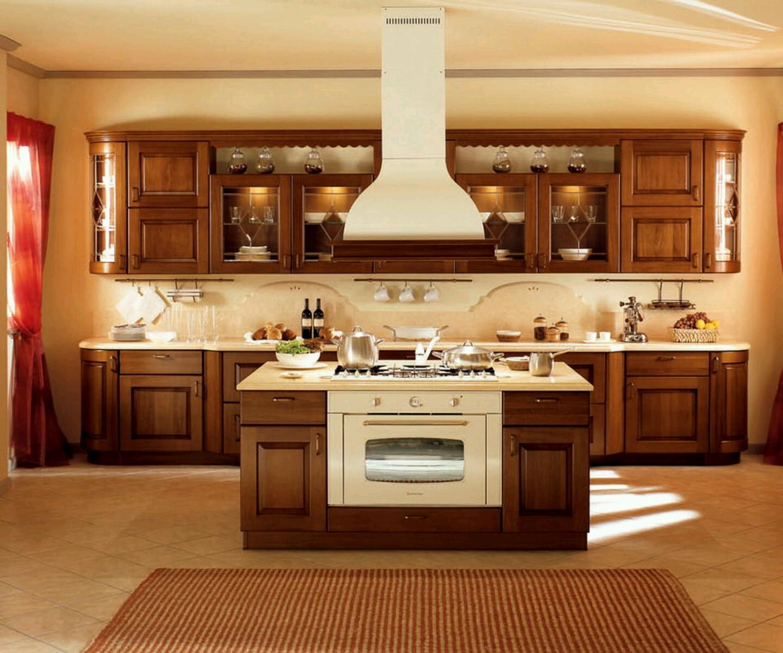 New home designs latest.: Modern kitchen cabinets designs ... on Modern Kitchen Design Ideas  id=90075