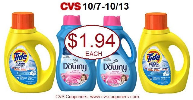 http://www.cvscouponers.com/2018/10/score-tide-simply-downy-liquid-or.html
