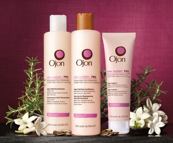 Ojon Colour Sustain Shampoo and Conditioner
